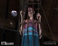 Wrethen Torment For Babe S Body - scene 4