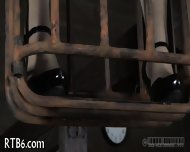Wrethen Torment For Babe S Body - scene 7