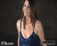 Beauty Gets Senseless Caning - scene 4