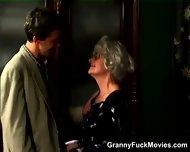 Grandma Turns Into A Real Slut - scene 1