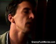 Grandma Turns Into A Real Slut - scene 8