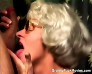 Grandma Turns Into A Real Slut - scene 4