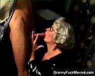Grandma Turns Into A Real Slut - scene 5