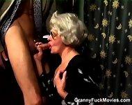 Grandma Turns Into A Real Slut - scene 6
