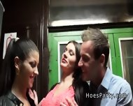 Two Euro Amateurs Foursome Hardcore Party - scene 4