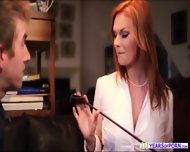 Tarra Seduces Stepdaughters Boyfriend And Swallowed Her Big Pole - scene 2