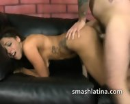 Throat Fucked Latina Shocking Content - scene 10