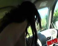 Sexy Brunette Chick Moxxy Fucks A Large Cock - scene 5