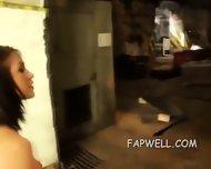 Bianca Pearl Kneeling Blowjob And Fuck - scene 12