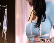 Fat Rod Stuffs Wet Snatch - scene 2