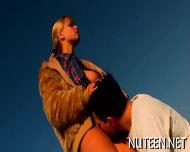 Riding On Dudes Schlong - scene 3
