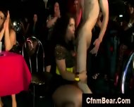 Amateur Party Girls Suck Cfnm Stripper Cock - scene 2