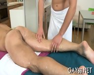 Rubbing That Firm Smooth Body - scene 7