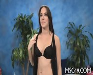 Lusty Gal Gets Massive Facial - scene 3