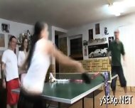 Filthy Whores Endure Gang-bang - scene 10