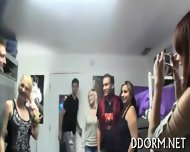 Winsome And Racy College Party - scene 2