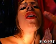 Filling Babes Mouths With Jizz - scene 10