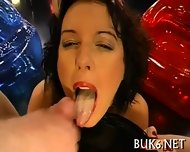 Blowjobs For Sated Cumshots - scene 3