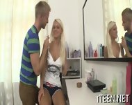 Blowjob Session With Hot Hunk - scene 5