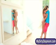 Two Big Boobs Women Natalia Starr And Brandi Love Threeway - scene 2