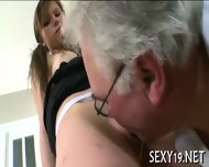 Hot Couch Fucking Lesson - scene 7