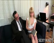 Sexy Lesson In Wild Seduction - scene 2