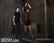 Extreme Torture Excites Chick - scene 3