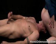 Horny Amateur Femdom Milking - scene 11