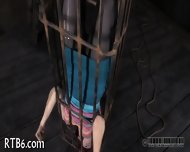 Babe Is Suffering Pain Pleasures - scene 9