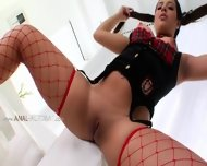 Babe With Unbelievable Anus Fucked - scene 1