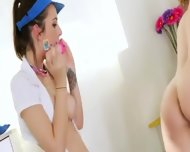 Two Girl4girl With Assholes - scene 5
