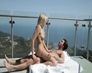 Outdoor Beautiful Deepfucking With Sense - scene 10