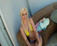 Blonde Have Big Analhole - scene 4