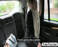 Slender Slut Twat Drilled By Fake Driver In The Backseat - scene 2