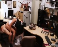 Big Titty Latina Pawns Her Pussy And Nailed At The Pawnshop - scene 9