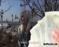Pretty Blonde Skating Girl Railed In The Ass For Money - scene 3