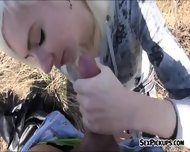 Pretty Blonde Skating Girl Railed In The Ass For Money - scene 7