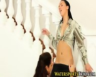Piss Drenched Lesbians - scene 8