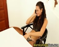 Piss Drenched Lesbians - scene 3