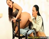 Piss Drenched Lesbians - scene 5