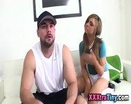 Kinky Little Teen Sucks - scene 6