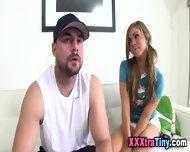 Kinky Little Teen Sucks - scene 7