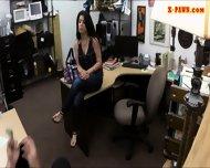 Pervert Pawnkeeper Fucking A Hot Cuban Honey In The Pawnshop - scene 4