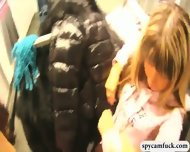Dude Analed This Slender Teen For A Coat And Video Taped It - scene 2