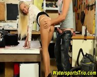 Clothed Ho Gets Pissed On - scene 5