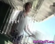 Asian Public Flashing - scene 4