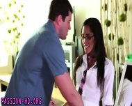 Hot Latina Rides Lover - scene 2
