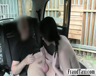 Sexy Hot Chick Nailed By Pervert Driver In Public Place - scene 7