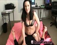 Pregnant Slut Grinding - scene 7