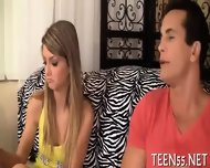Teen Kinkster Blows And Rides - scene 3